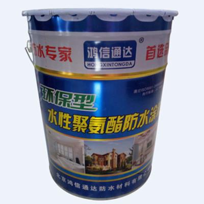 環保型水性聚氨酯防水涂料廠家