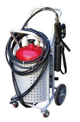 郑州推车式高压细水雾灭火装置