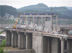水电站启闭机