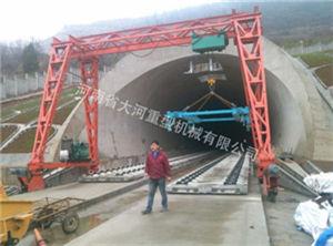 黑龙江高铁高铁铺板机