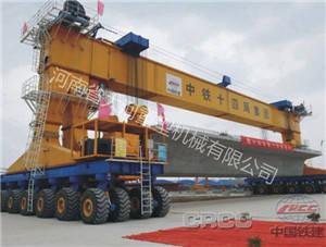 黑龙江单梁式架桥机
