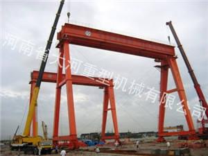 100吨提梁机