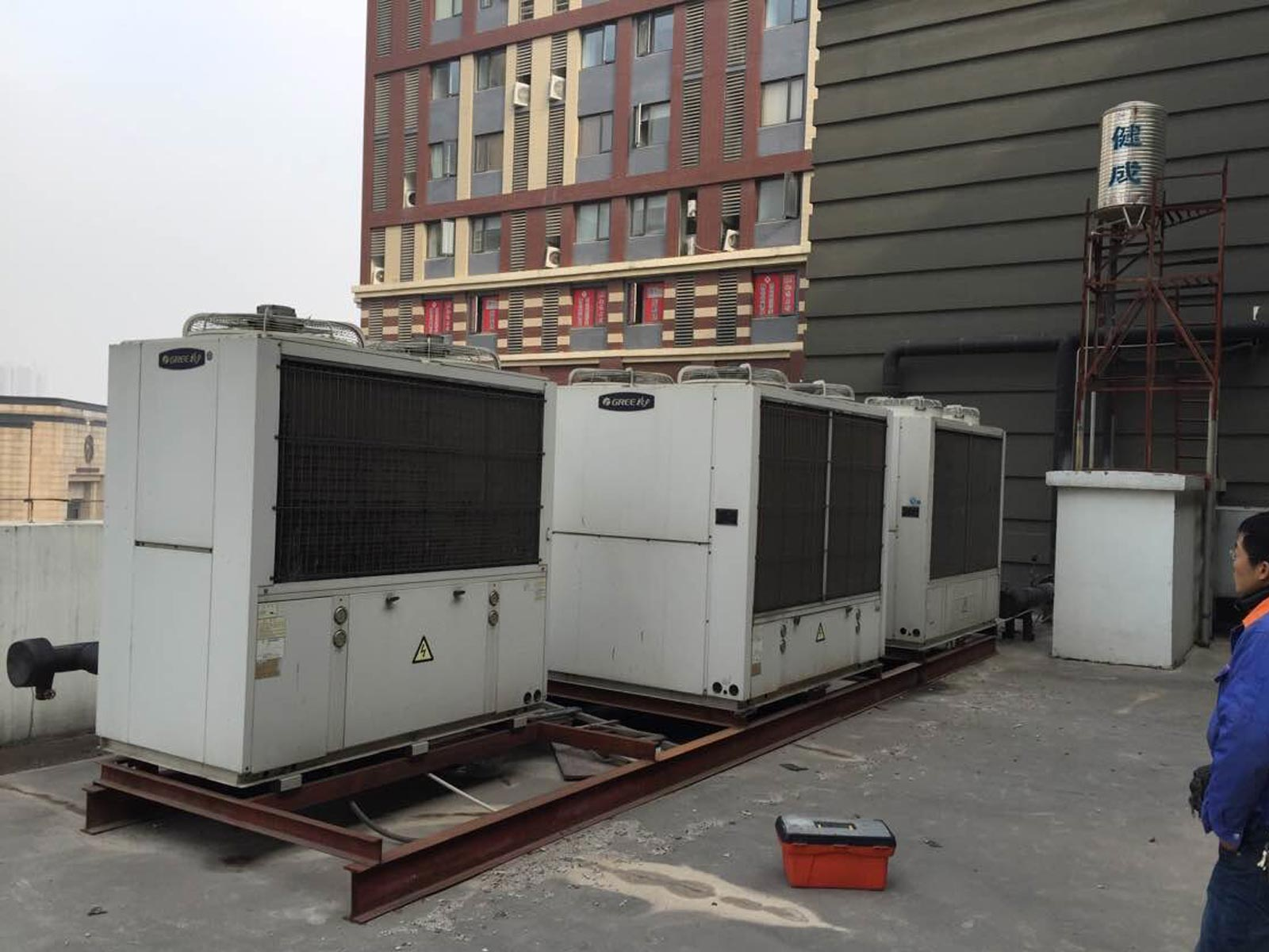 石家庄商用中央空调维修