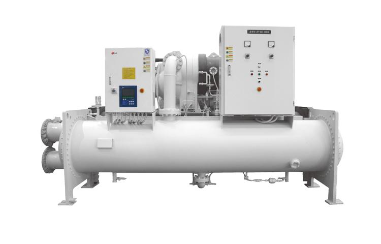單級壓縮離心冷水機