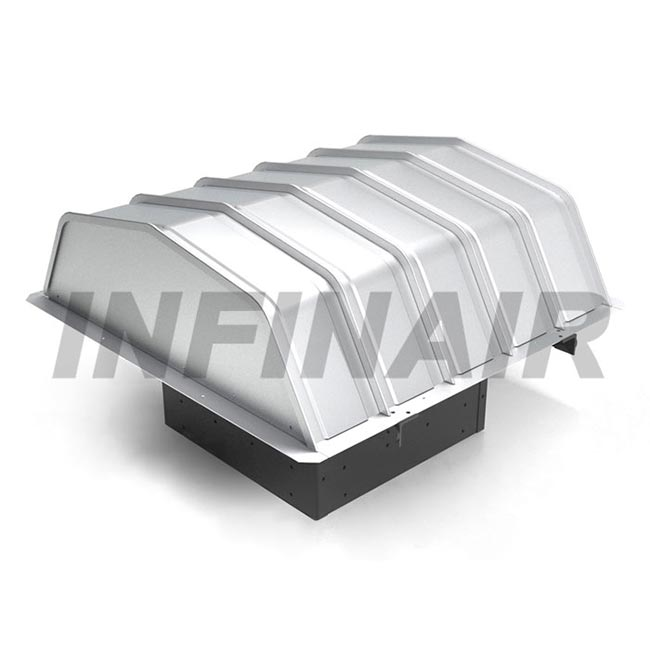 屋顶轴流风机 - YFRTX