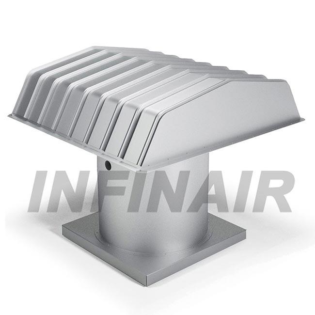 屋顶轴流风机 - IAS-RE/RS