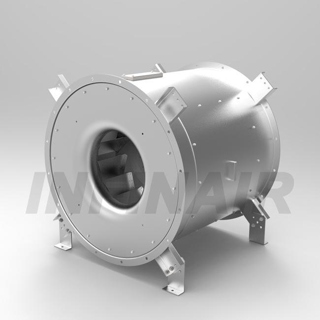 道式离心风机(排油烟型) - YFICA