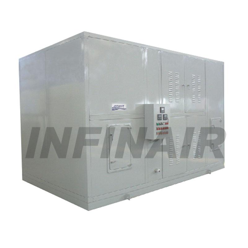 直燃燃气机组(直热) - UAH-DG