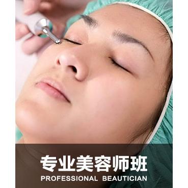 专业美容师班
