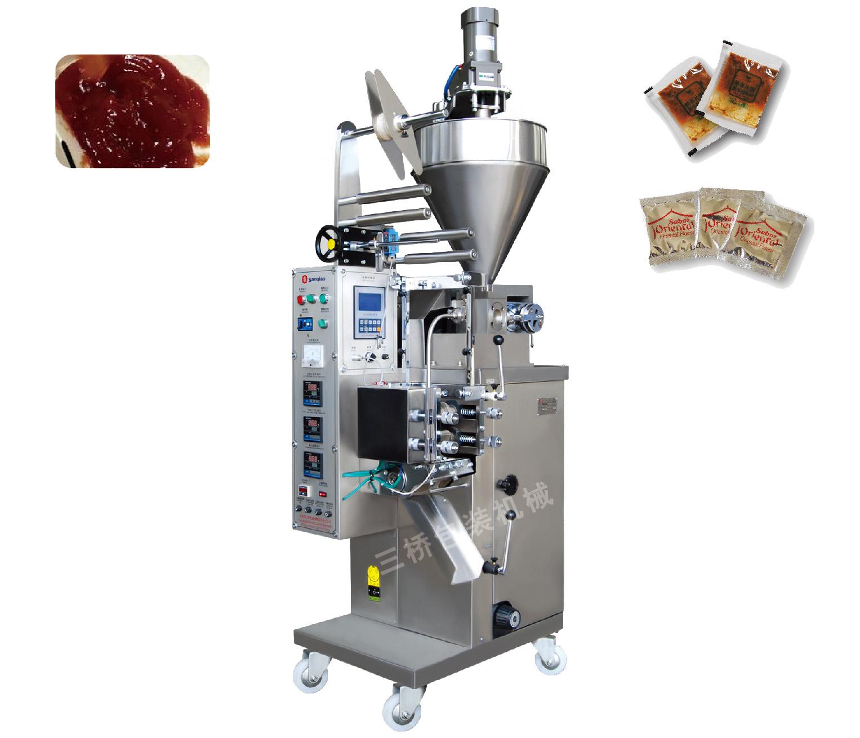 自动酱类包装机