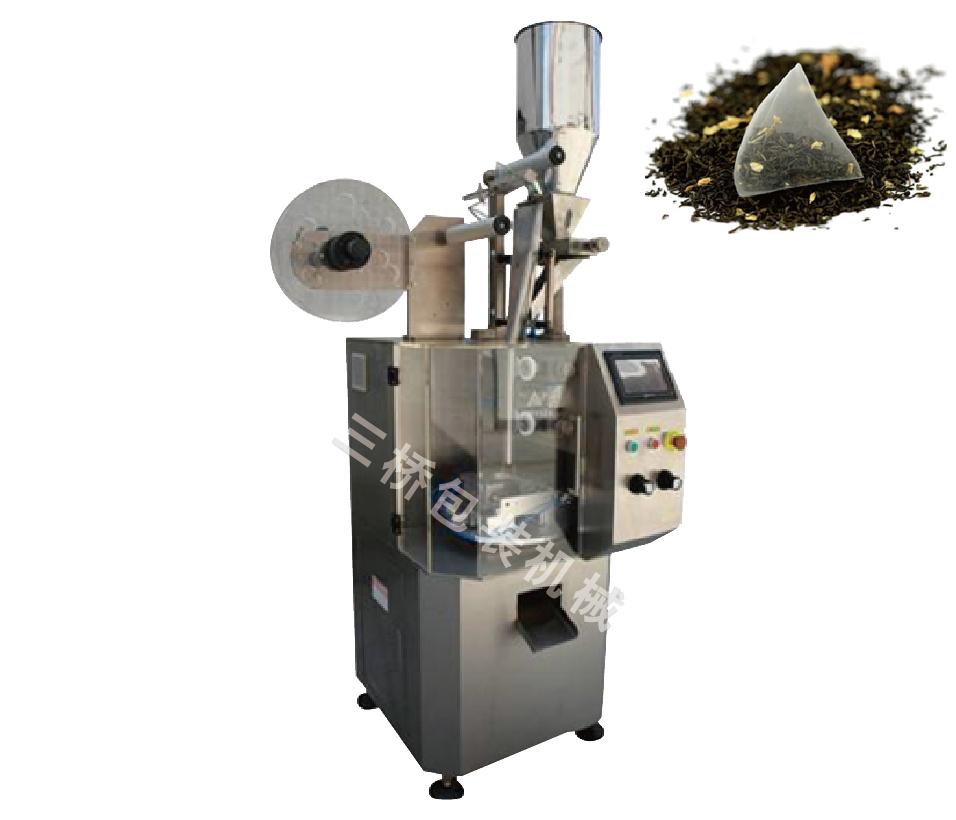 三角包茶叶包装机