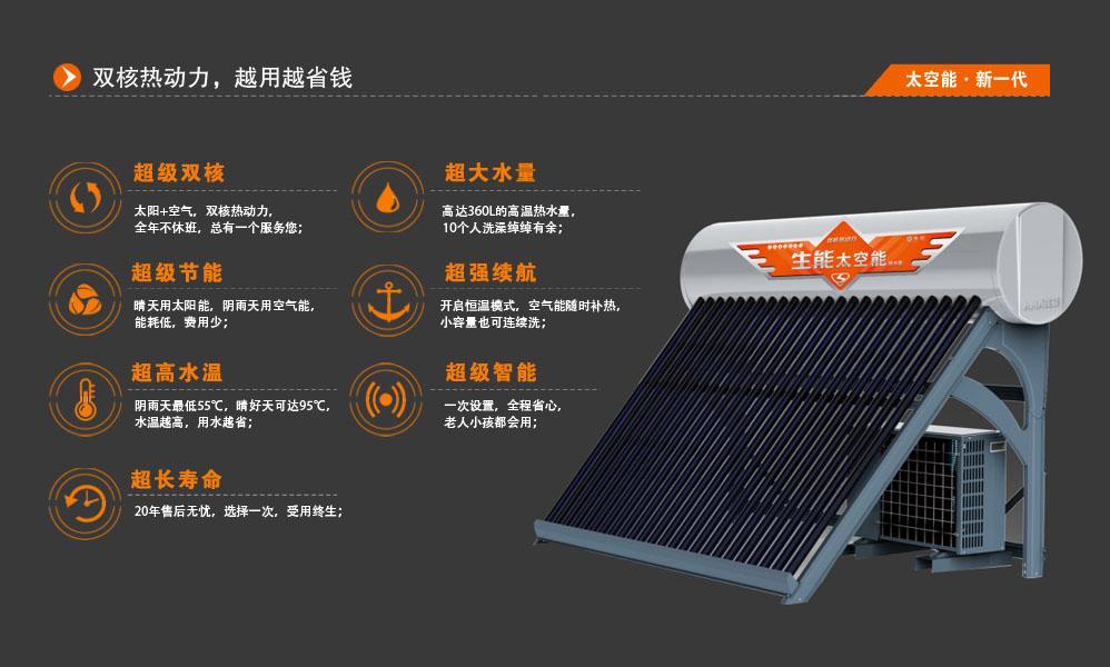 贵阳太阳能热水器