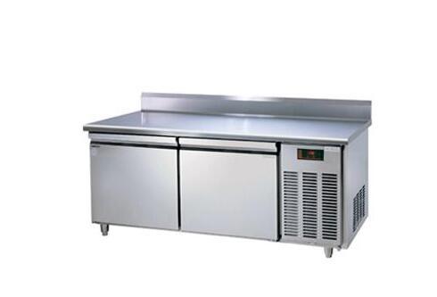 台式双门冰柜
