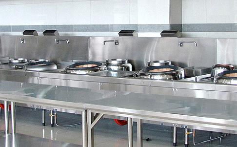 食堂廚房設備