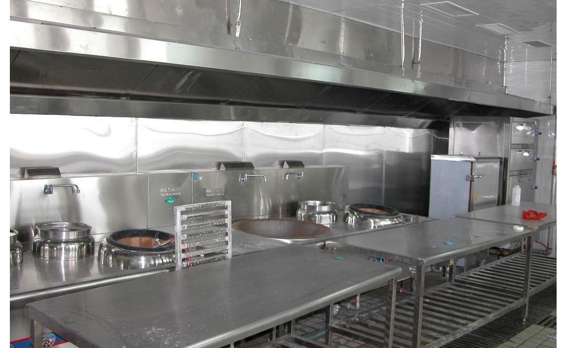 學校食堂廚房設備