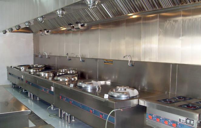 酒店廚房設備