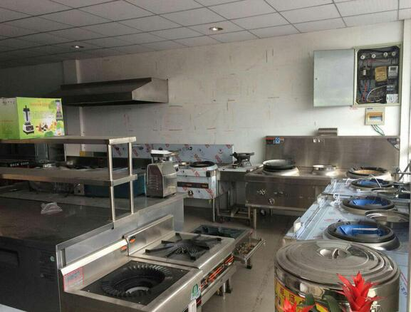 贵州食堂厨房设备