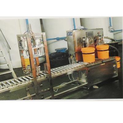 称重式润滑油灌装机