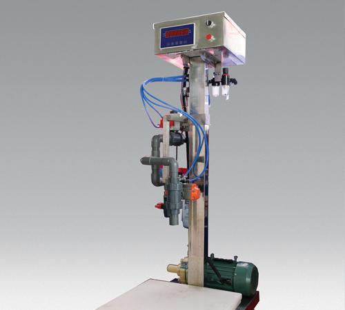 TWDCZ-1单头酸碱灌装机