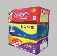 食品纸盒包装