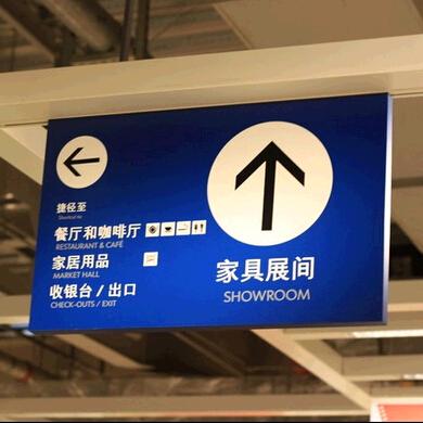 商场导视系统
