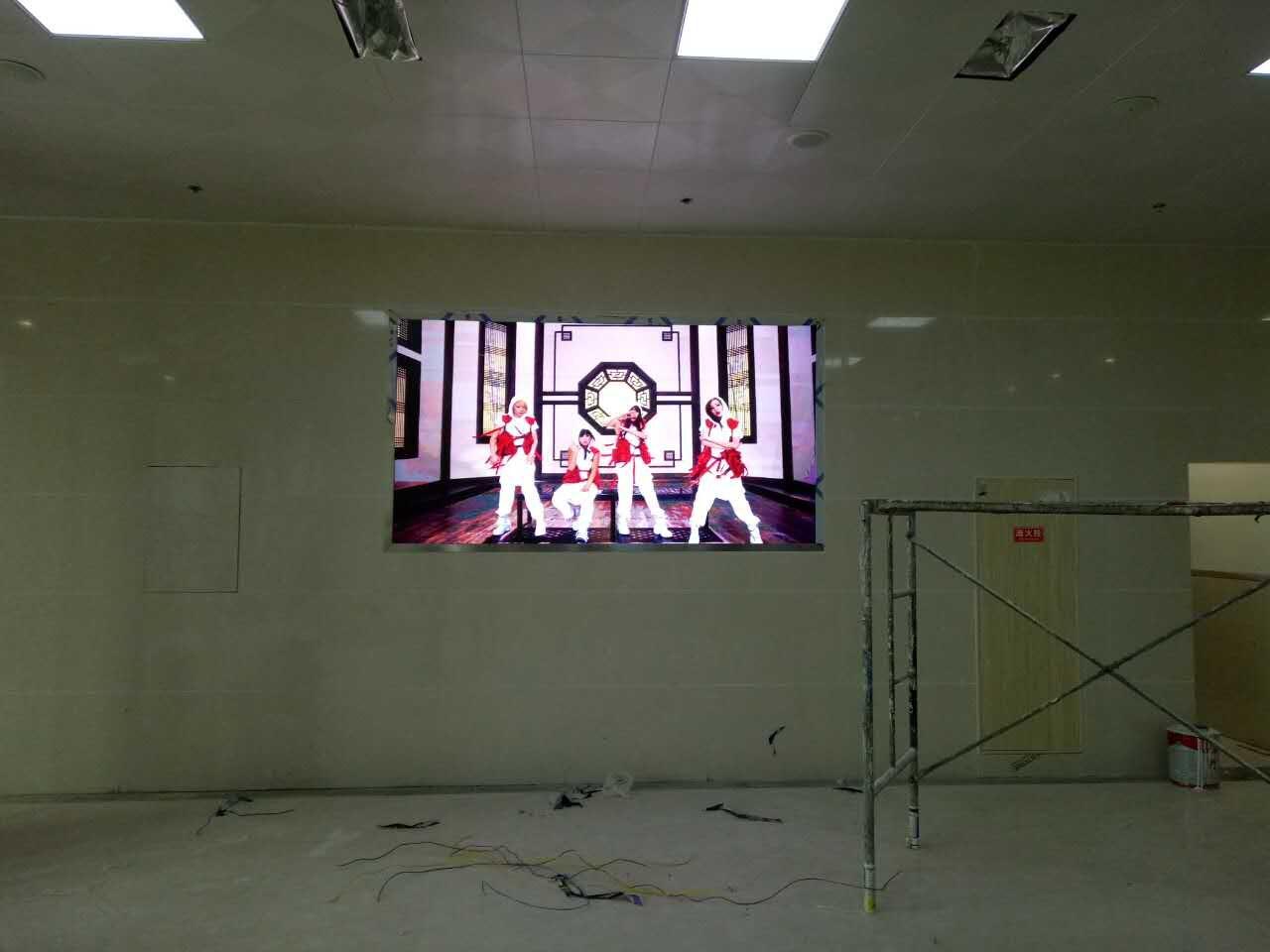 成都室内全彩LED显示屏