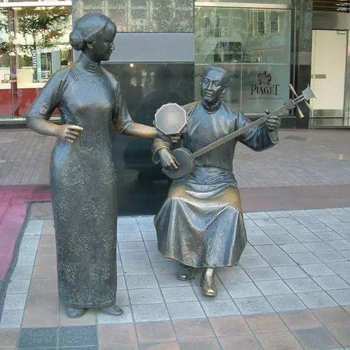 澳门皇冠最新官网锻铜雕塑制作