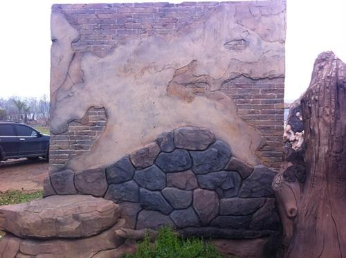 遵义水泥雕塑