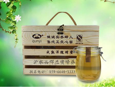 自然成熟洋槐蜂蜜