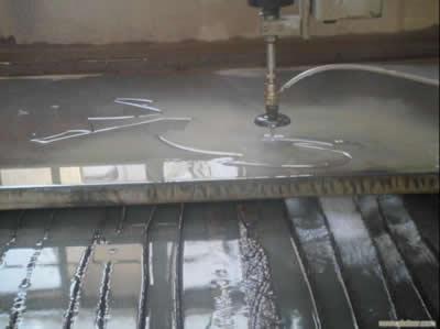 水切割加工厂