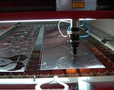 不锈钢激光切割