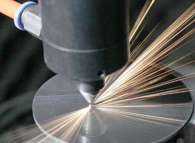 激光切割加工