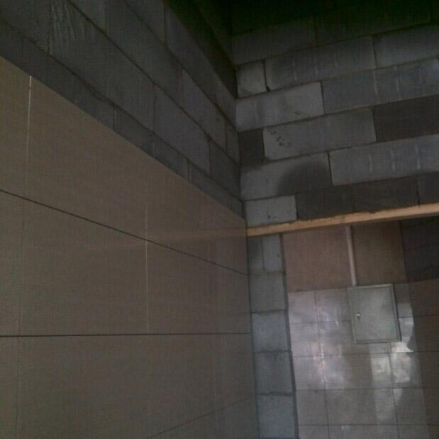 加气混凝土砌块墙体案例