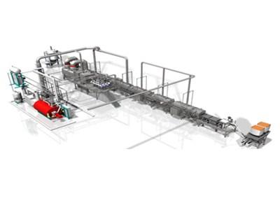 燃油燃气油田热媒加热炉