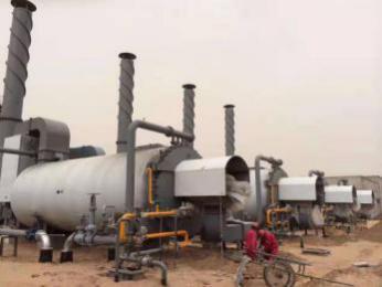 燃气导热油锅炉用途