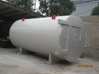低氮燃气导热油锅炉