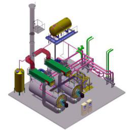 燃气导热油锅炉选购