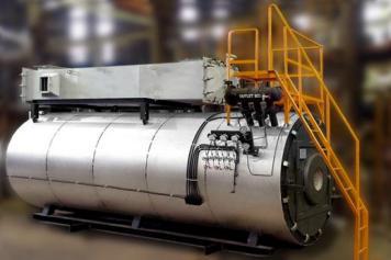 燃气导热油锅炉房尺寸布置