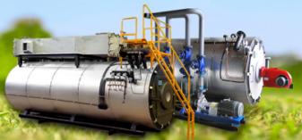 燃气导热油炉温度调节