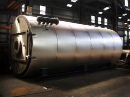 燃气导热油炉换热公式