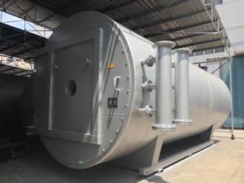 燃气导热油锅炉节能装置