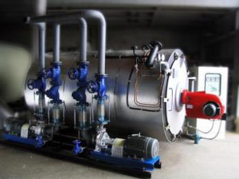 燃气导热油锅炉控制柜
