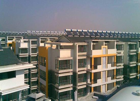 直插式太阳能系统