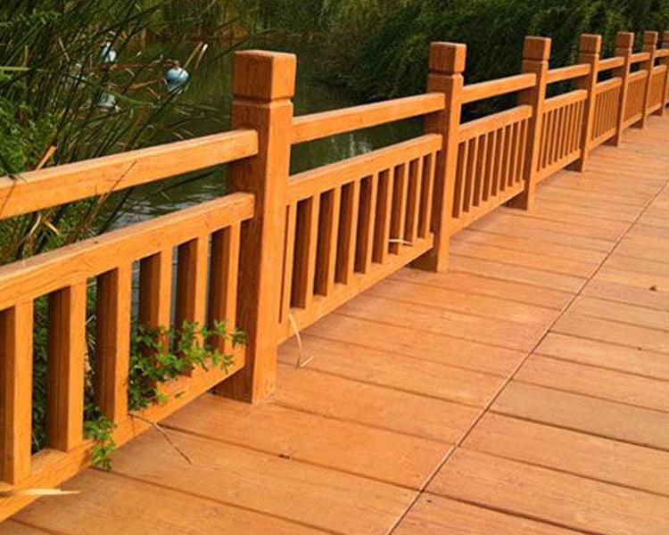 贵州防腐木围栏公司