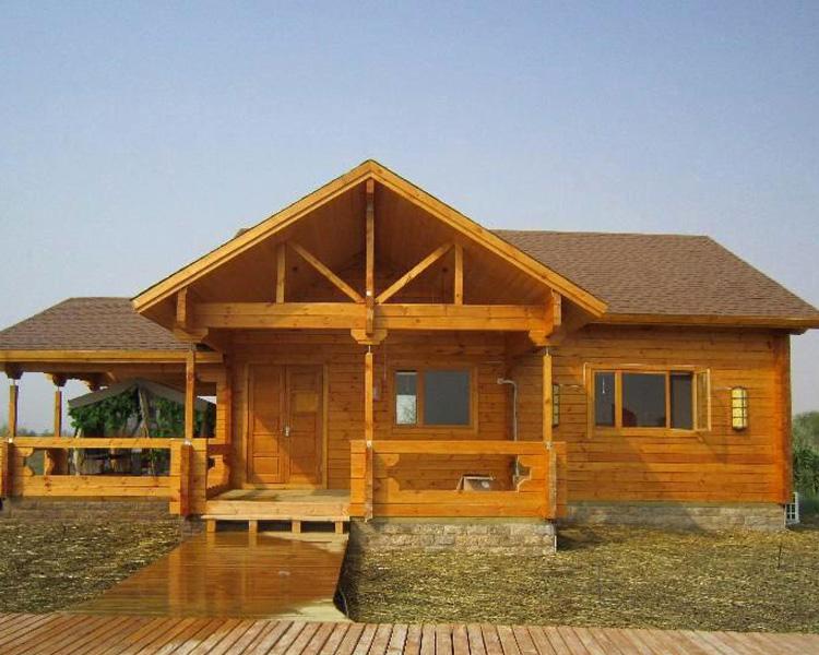 贵州防腐木房子公司