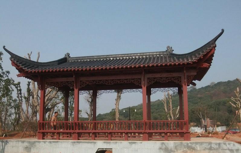 贵阳长廊施工