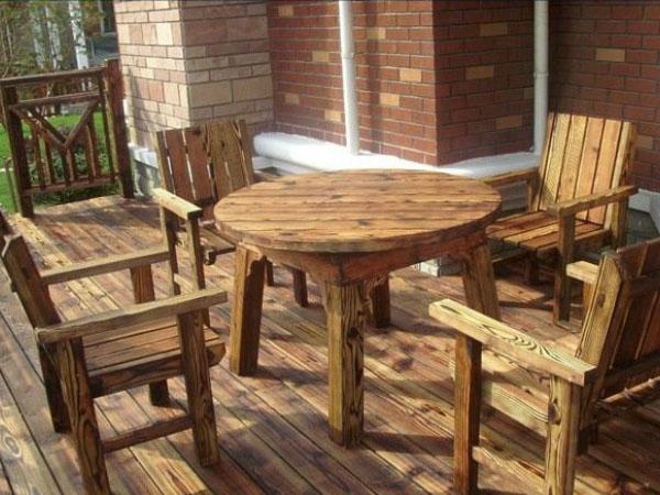 防腐木桌椅哪家好