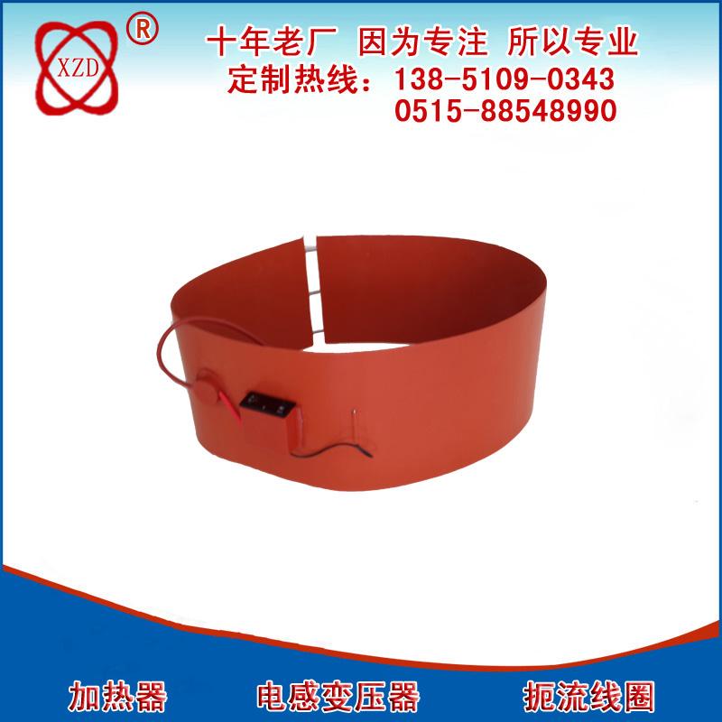 罐硅橡胶电加热器