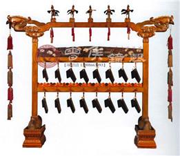 16件孔庙祭祀编磬