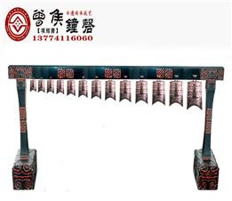 13件复制楚式青铜编钟